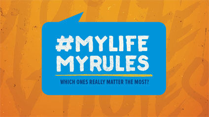 #My Life My Rules: What are the Relationship Rules for God?